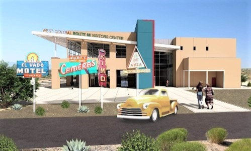 West Central Route 66 Visitor Center in Albuquerque to break ground in December