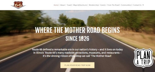 Illinois Scenic Byway unveils revamped website, mobile app, membership program