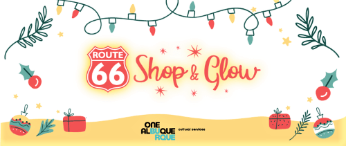 Shop-local initiative helps Route 66 businesses in Albuquerque during holiday