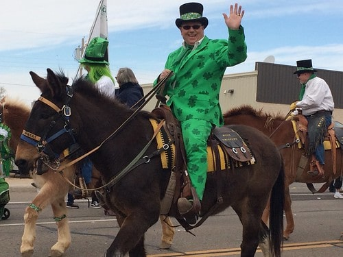 Shamrock cancels St. Patrick's Day Celebration due to COVID-19