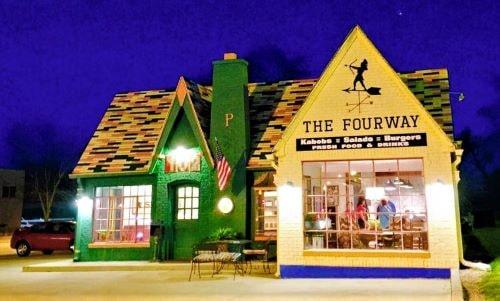 The FourWay restaurant in Cuba has closed