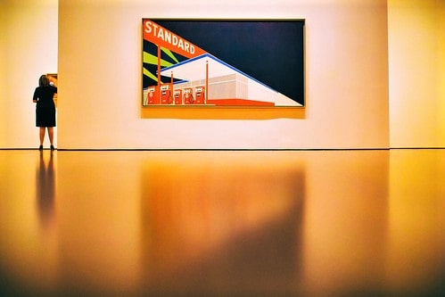 New exhibit at Oklahoma gallery focuses on famed pop artist Ed Ruscha's roots