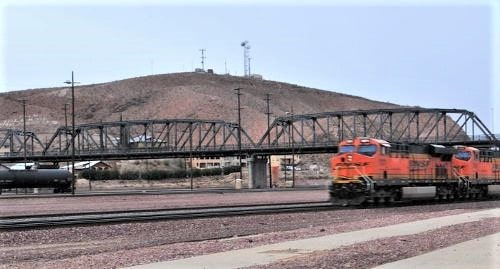 First Avenue Bridge in Barstow scheduled to be torn down
