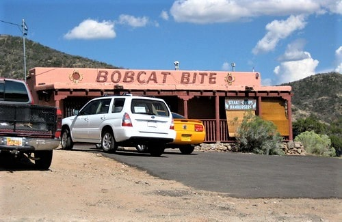 Original Bobcat Bite on Old Las Vegas Highway in Sante Fe to reopen in May