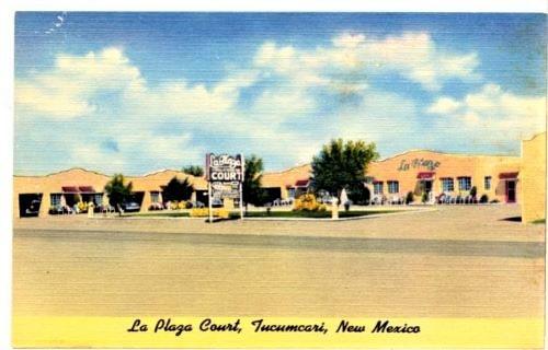 Roadrunner Lodge Motel owner begins restoration on La Plaza Court in Tucumcari