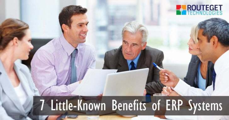 7 Little-Known Benefits of ERP Systems