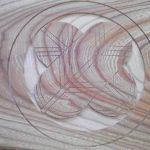 木銘板 浮出し彫り写真