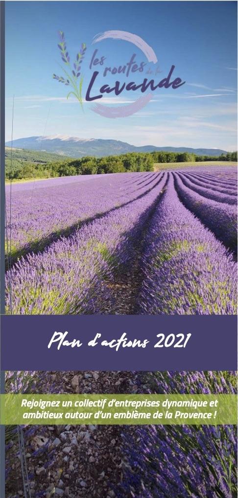 couverture Plan actions 2021