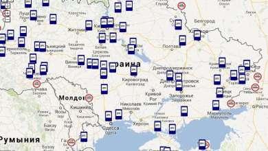 Photo of Карта постов ГАИ