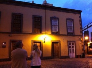 Walking in Vegueta, Las Palmas