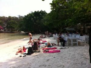 Ao Wong Duean beach, Ko Samet