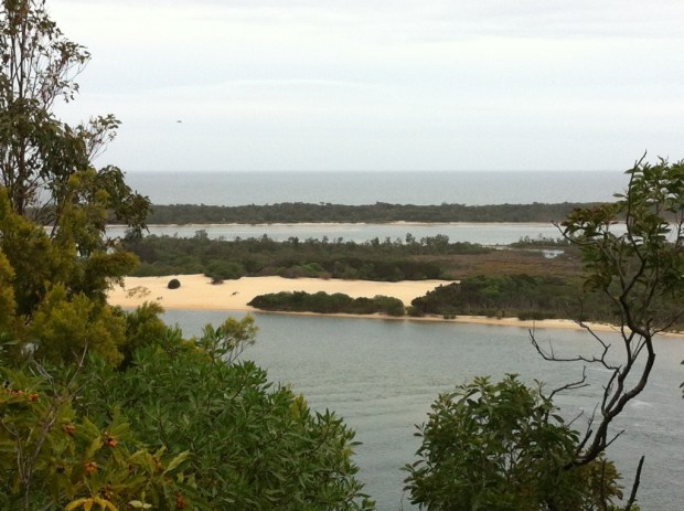 Dunes at Lakes Entrance, Australia's South East Coast