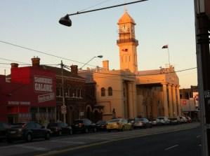 Richmond town hall, Victoria