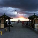 St Kilda pier, Melbourne