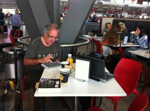 Wifi at Sydney airport