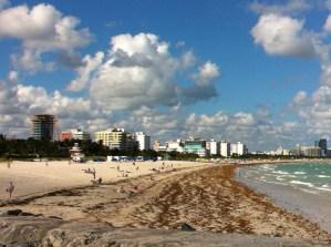 South Pointe beach Miami