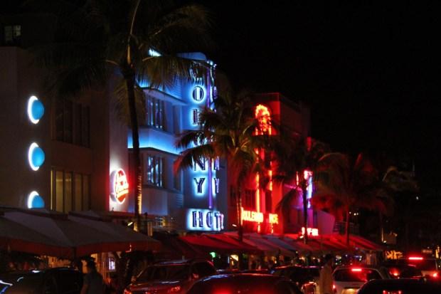 Colony Hotel, Miami Beach