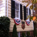 Historic house, Old Town Alexandria