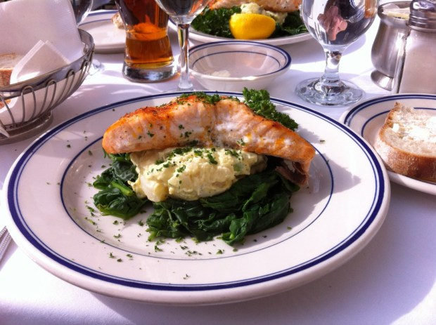 Seafood, Old Town Alexandria