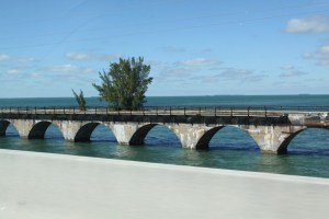 Henry Flagler's railroad, Florida Keys