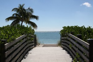 Sombrero Beach,, Drive from Miami to Key West