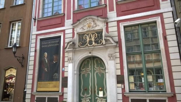 Uphagen House, Gdansk