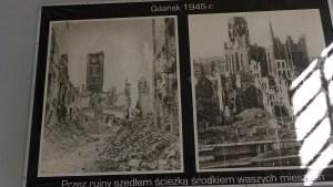 Gdansk in 1945