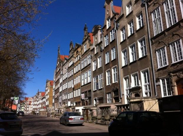 Old houses, Ducha Street
