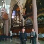 Visiting Arturs Court, Dlugi Targ, Gdansk