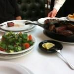 Wagyu steak, Sopot