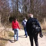 Walking in Rabka, Slowinski National Park