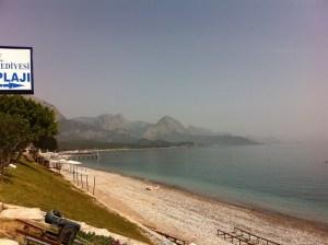 Beach of Kemer