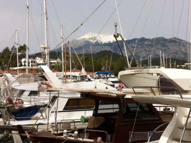 Sea bus Antalya to Kemer