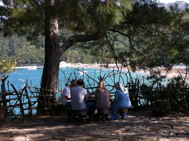Antalya to Kemer, Yoruk Park,