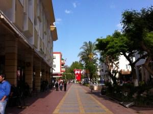 Shopping Street, Kemer