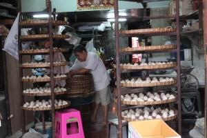 Bakery in Chinatown, Bangkok