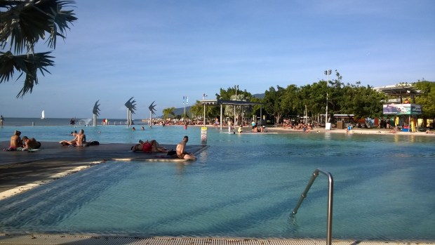 From Cairns to Daintree: the Esplanade, Cairns