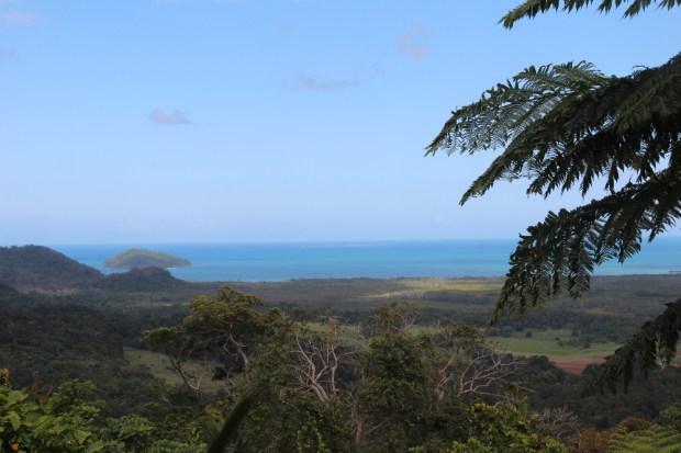 Alexandra Lookout, self drive trip to the Daintree Rainforest