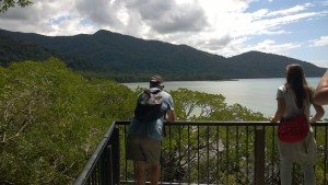 Kuliki Rainforest Walk lookout, Cape Tribulation