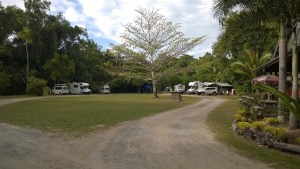 Cape Tribulation Camping, Daintree Rainforest