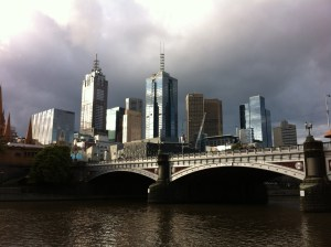 Great cities to visit, Downtown Melbourne