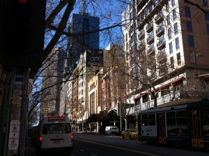 Melbourne Central Business District