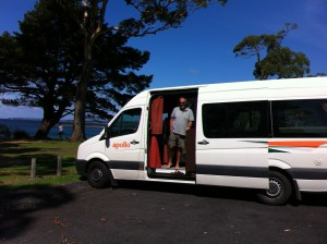 Campervan, Melbourne to Sydney coastal route
