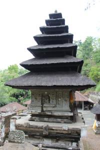 Pura Gangga maru tower, Bali