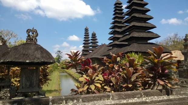 Pura Taman Ayun Maru towers, Bali day trip by car