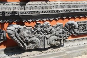 Balinese decorations