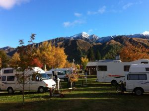 Arrowtown camping