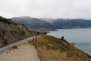 Lake Hawea lookout