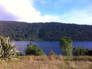 Lake Moeraki