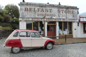 Old Cromwell store